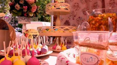 Candy Bar – Τραπέζι Κερασμάτων