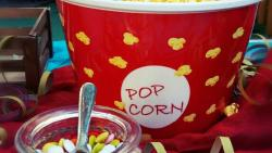 Pop Corn Bar