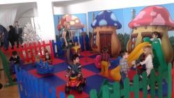 Παιδικοί Φράχτες & Αφρώδες Πάτωμα Ασφαλείας με 30€