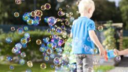 Bubbles show