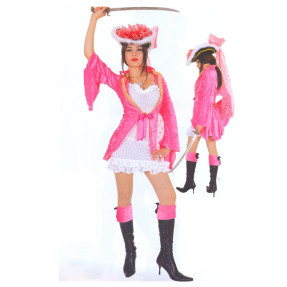Ροζ Πειρατίνα – Barbie Σωματοφύλακας