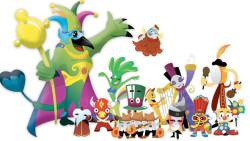 """Αποκριάτικο """"Luna Park"""" 500€ – 5 Καλλιτέχνες"""