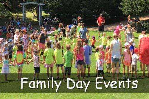 "Family Day"" Events"